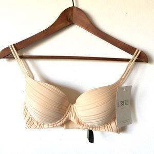 08fe22a073a44 Intimates   Sleepwear - NWT True   Co. Push up Bra